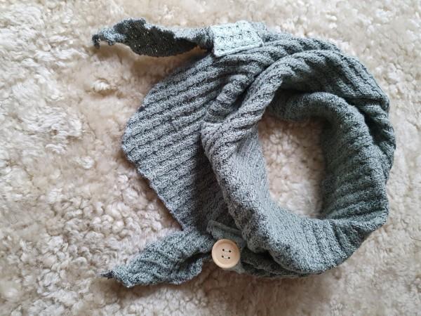 Halstuch aus Baumwollstrick