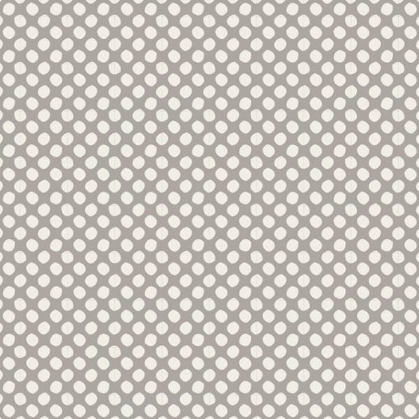 TILDA Dots Grey