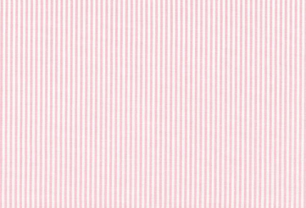 W963650 - Webstoff Capri weiß-rose Vichy-Streifen