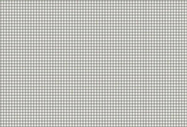 W4003100 - Webstoff Lyon grau-weiß Vichy-Karo