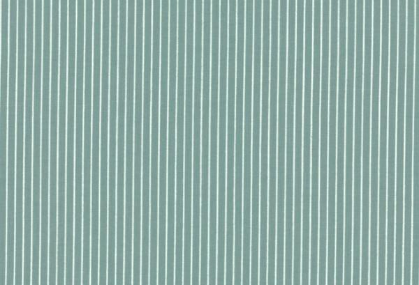 010506314 - Druckstoff Capri grün-weiß Streifen