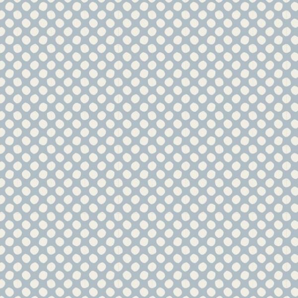 TILDA Dots Light Blue