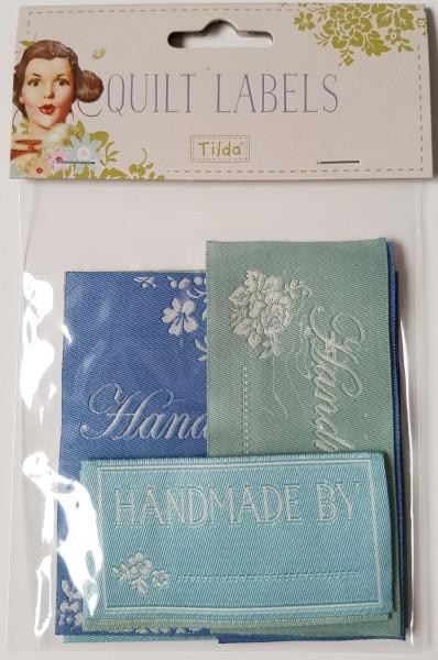 TILDA Quilt Labels